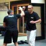 Downward Off Angle Knife