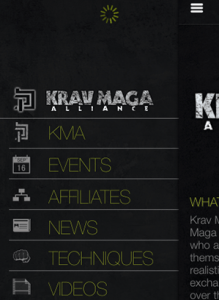 KMA Touch App Refresh