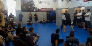 Krav Maga Alliance - Barcelona 2014