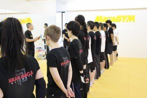 Krav Maga Alliance - MagaGym Japan - Yellow Belt Test