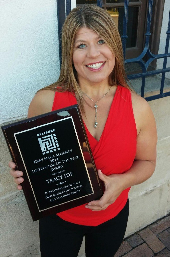 Krav Maga Alliance - Tracie Ide - 2014 Instructor of the Year