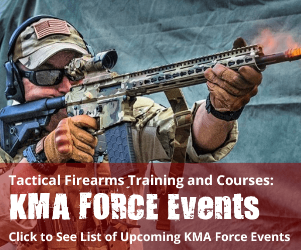 KMA Force Events