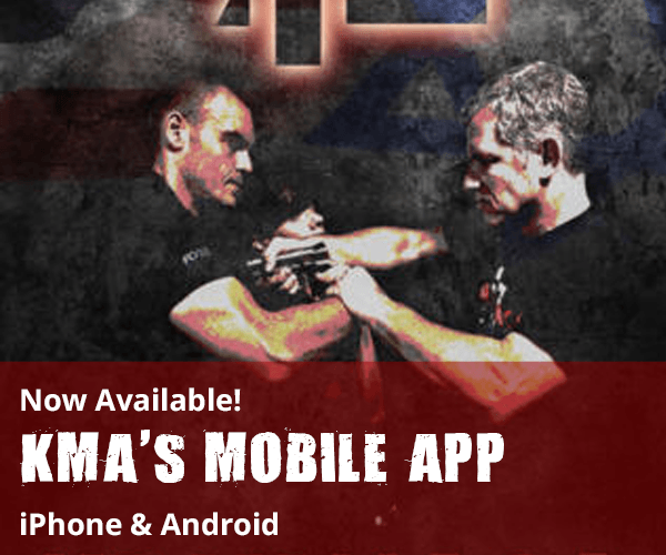 Krav Maga Alliance Mobile App