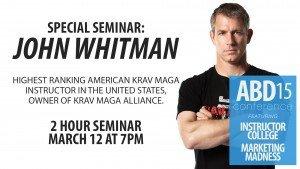 John Whitman Seminar MAFE