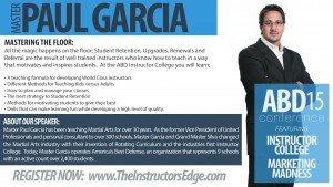 Master Garcia