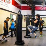 StrikeFit - Erica Jump Kick