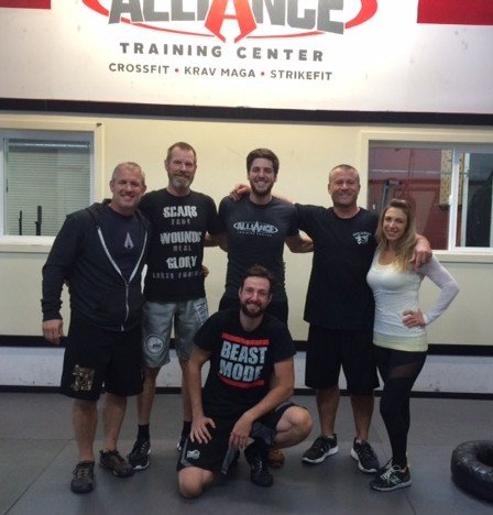StrikeFit Certification - April 2015