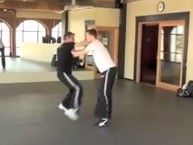 Choke From The Front – 2 Handed Pluck Thumbnail