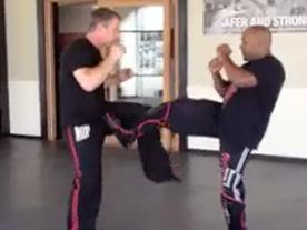Defense v. Front Kick (Redirecting) Thumbnail