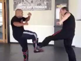 Defense v. Front Kick (Stop Kick) Thumbnail