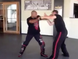 Inside Defenses with Counterattacks – v. Left Straight Punch Thumbnail