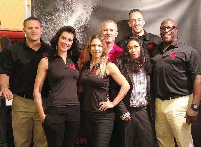 The Krav Maga Alliance Team