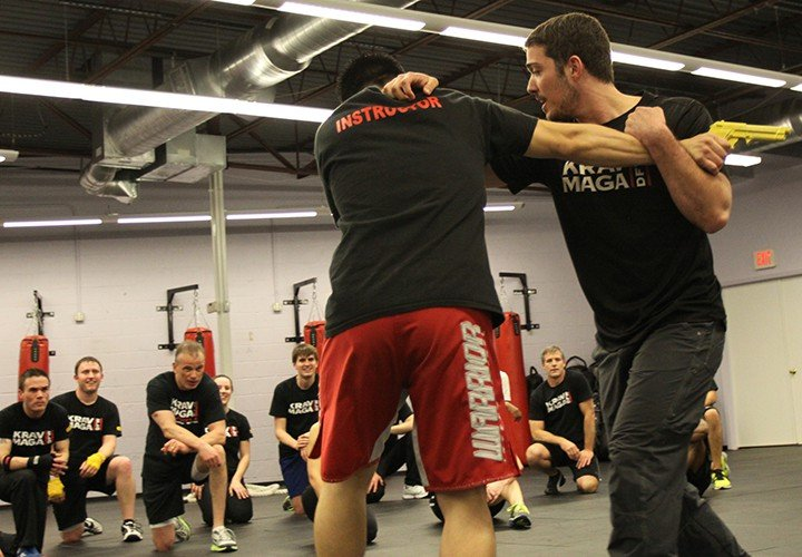 Daniel Hines - Krav Maga Alliance January 2016 Instructor of the Month