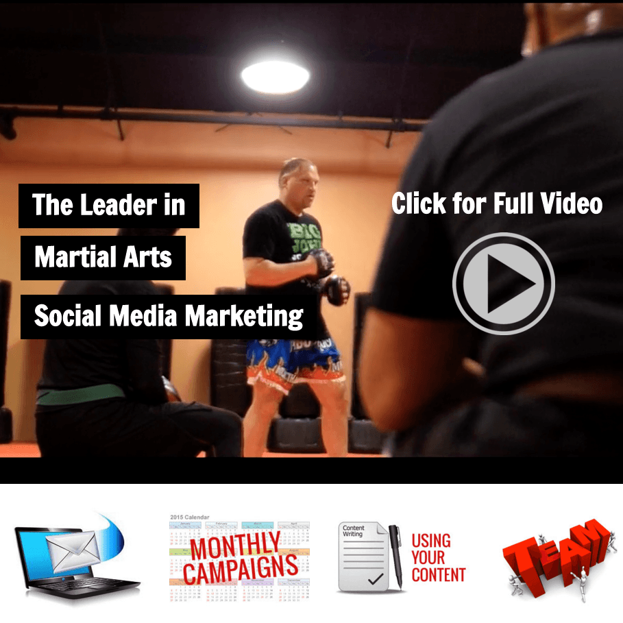 Martial Arts Buzz - Marketing Tips
