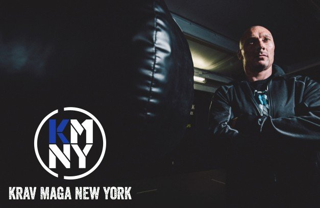 Davide Gristina - Krav Maga New York