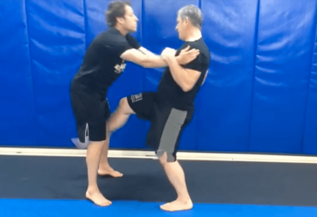 Choke Defense - Pluck v. Rotation