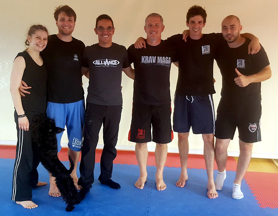 Krav Maga Verona Level 2 Instructor Certification