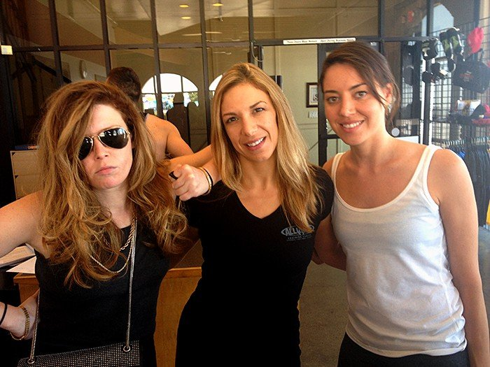 Rachel Greenbaum Trains Aubrey Plaza and Natasha Lyonne in Krav Maga