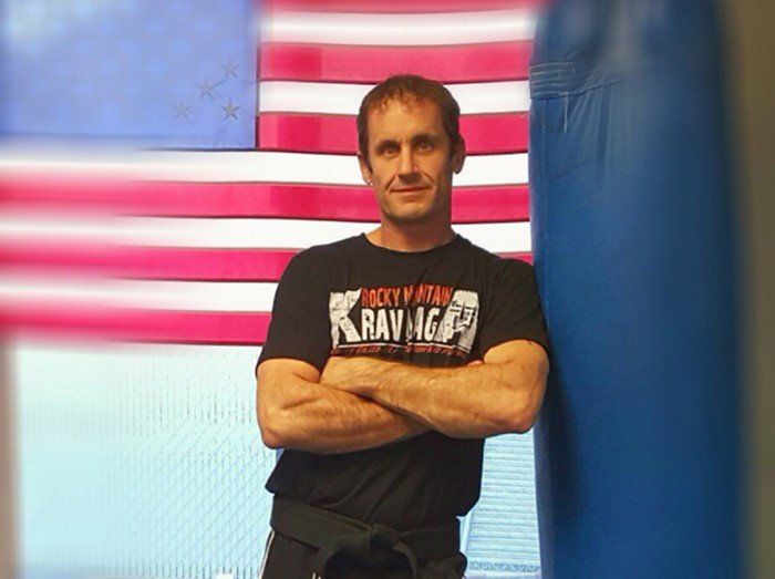 KMA Instructor of Month - January 2017 - John Hallet - Rocky Mountain Self Defense & Fitness