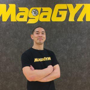 Takeshi Nishio - Maga Gym