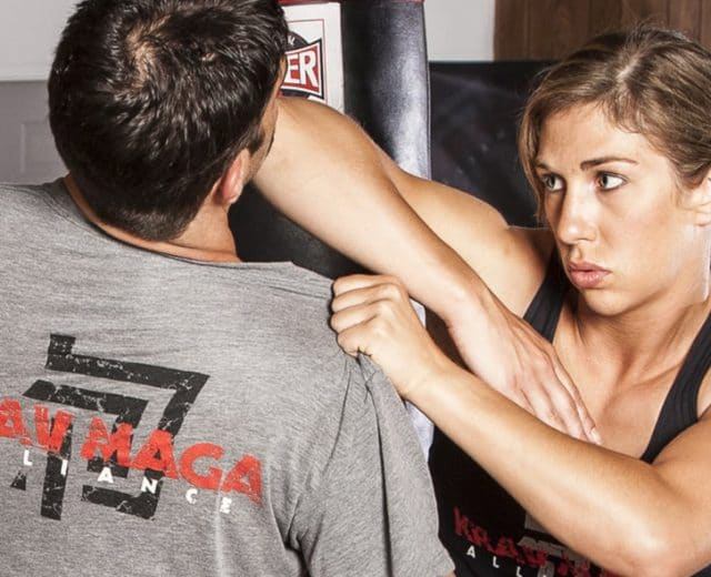 KMA Instructor of the Month - Jeanna Cournoyer - Fight Back Fit
